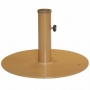 20 inch welded round umbrella base with tube (bu-s 002)