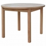 39 inch round table (straight legs) (tb-c032)