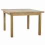 43 inch square dining table xx-thick wood (tb-l034)