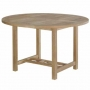 47 inch round table (straight legs) (tb-c014)