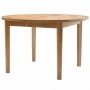 47 inch round table (straight legs) (tb-c033)