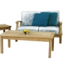 set 37 -- santa fe (armchair,2-seater) , rectangular coffee table (tb-k004) & square side table (tb-k001 r)